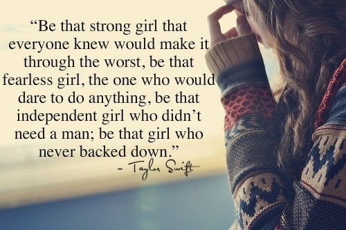 Girl quotes about girls