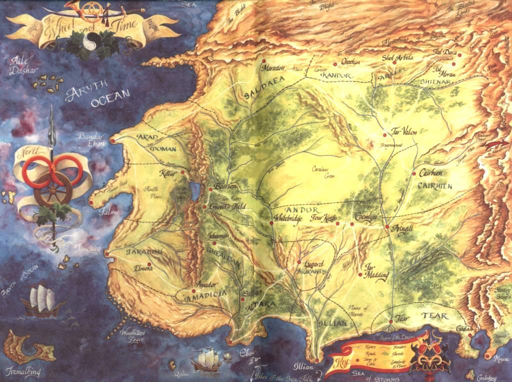 sagan om drakens återkomst första boken