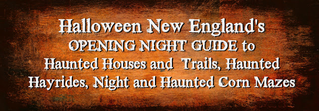 Halloween New England Opening Night Guide