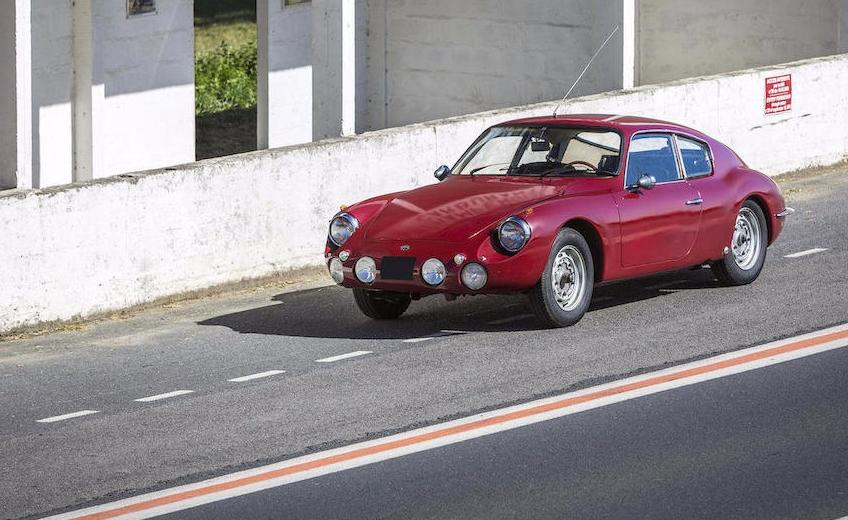 1963 APAL-Porsche 1600GT Coupé