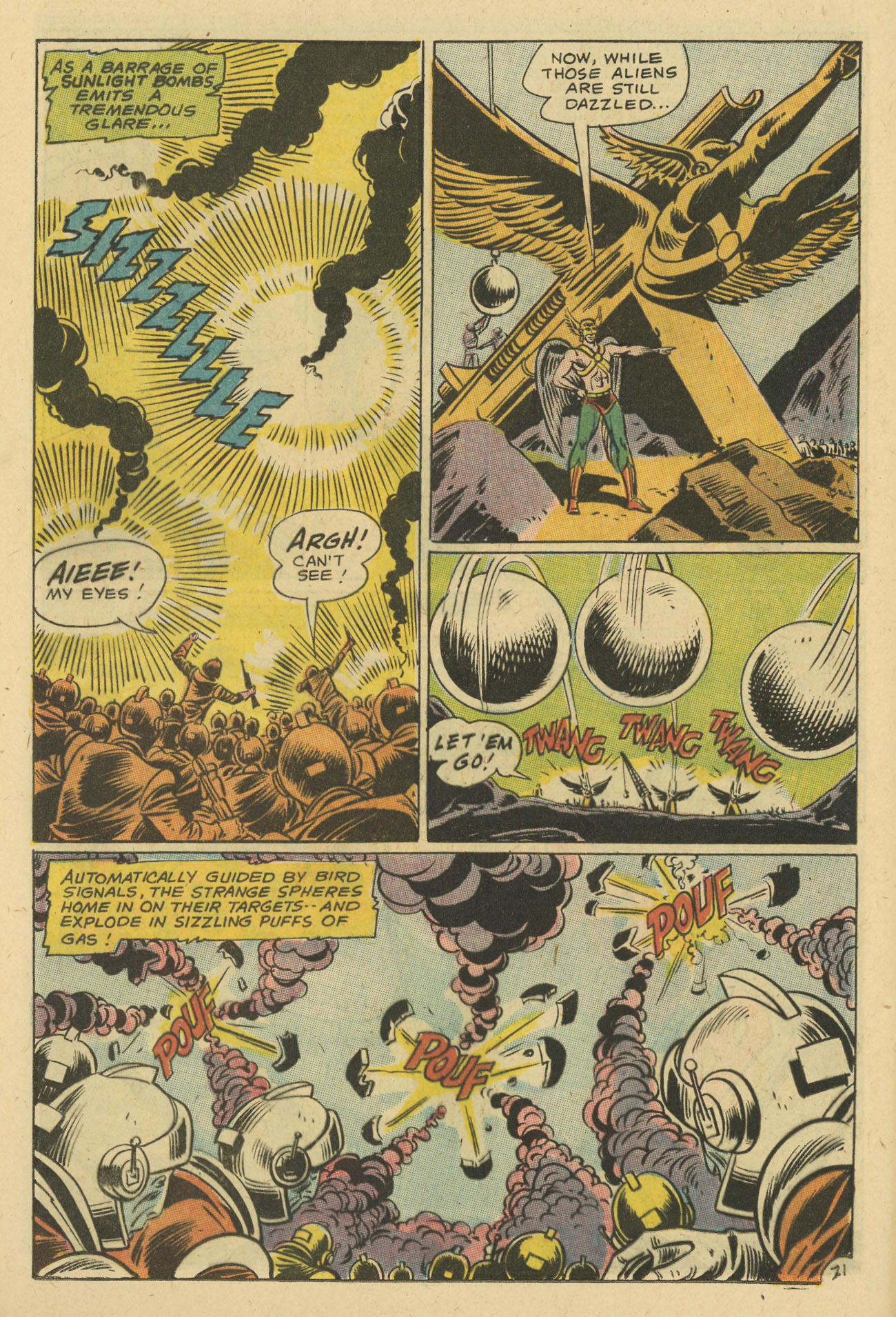 Hawkman (1964) issue 24 - Page 24