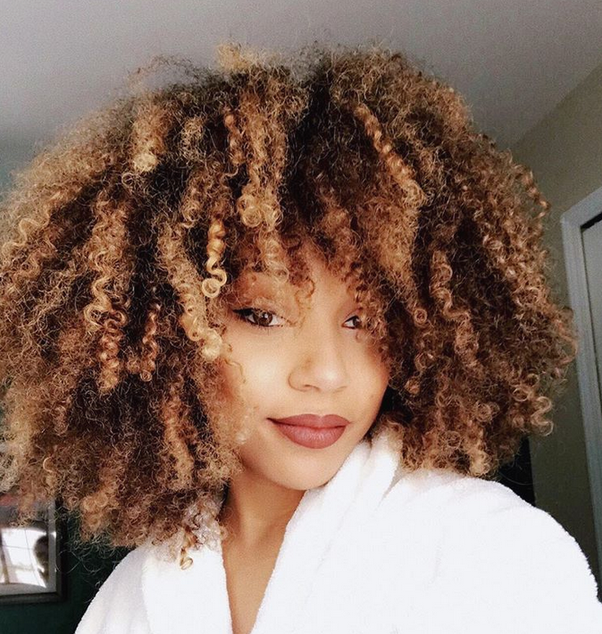 6 Tips to Successfully Coloring Natural Hair | CurlyNikki ...