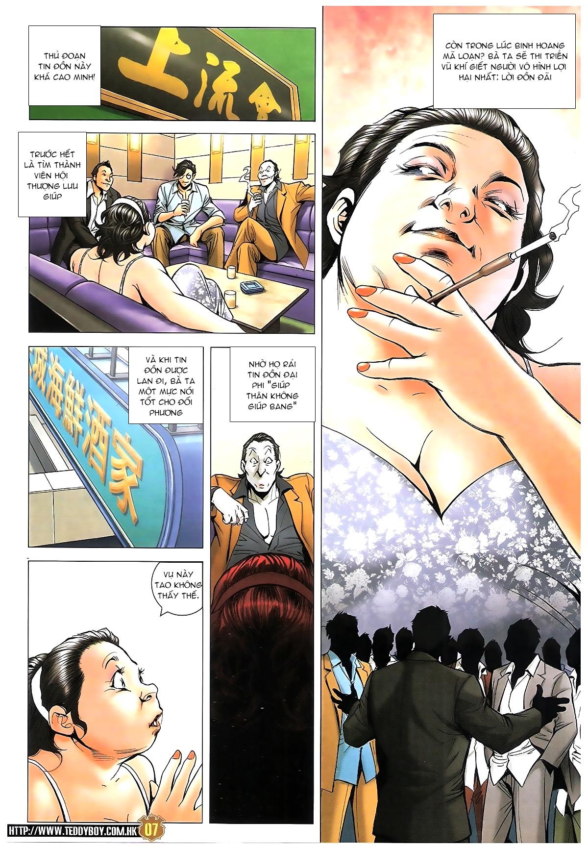 Người Trong Giang Hồ - Chapter 1620: Đàm phán bất thường - Pic 6