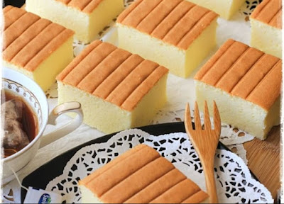 Resep Ogura Cake Cheese Cottony