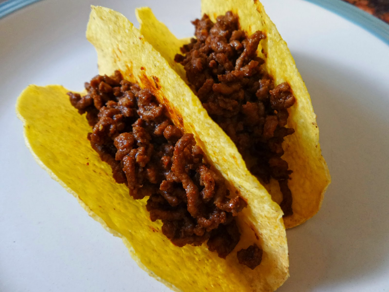 Santa Maria Taco Shells with Mince