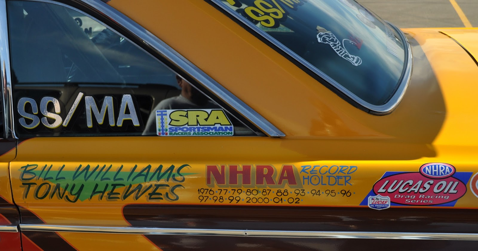 b0728b3ae Just A Car Guy: Team Smokey Comet, NHRA record holder for 1976 77 79 ...