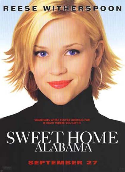 Sep 16, 2021· witherspoon herself also has a soft spot for the southern romance movie. Movie And Tv Cast Screencaps Sweet Home Alabama 2002 Directed By Andy Tennant 363 Screen Caps Mp4 Video 1h48m