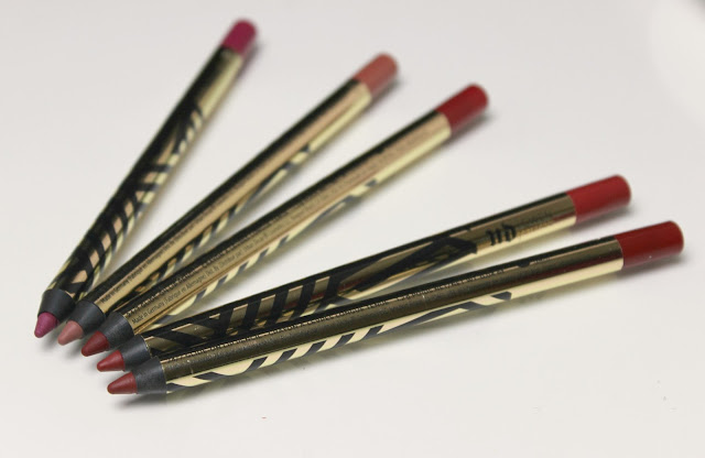 A picture of Urban Decay Gwen Stefani 24/7 Glide-On Lip Pencils