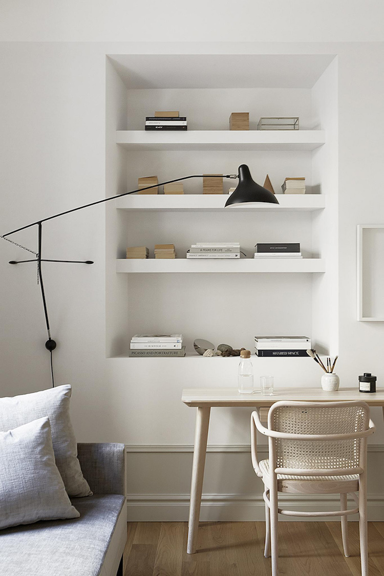 My Scandinavian Home A Small Swedish Space In Creams And
