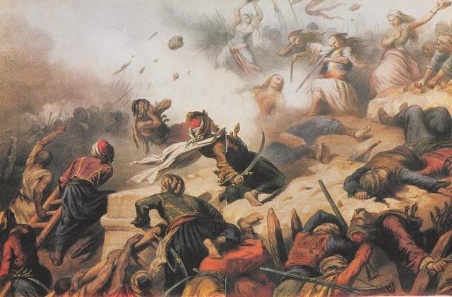 1821-2017: Το χρονικό μιας προδομένης επανάστασης…