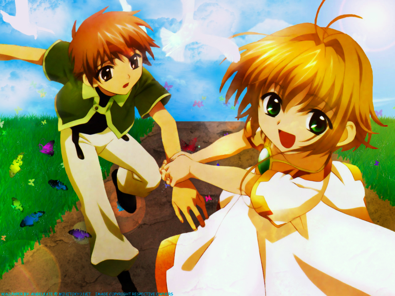 Nana Anime Wallpaper Anime Y Manga Tsubasa Chronicles