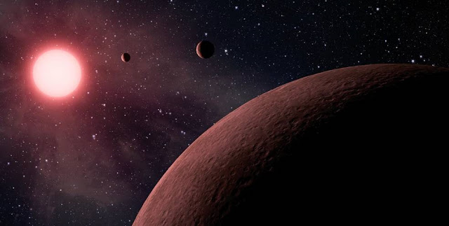 NASA's Kepler space telescope team has identified 219 new planet candidates, 10 of which are near-Earth size and in the habitable zone of their star. Credits: NASA/JPL-Caltech