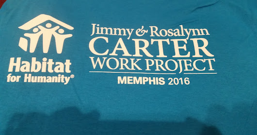Memphis - Jimmy & Rosalynn Carter Work Project