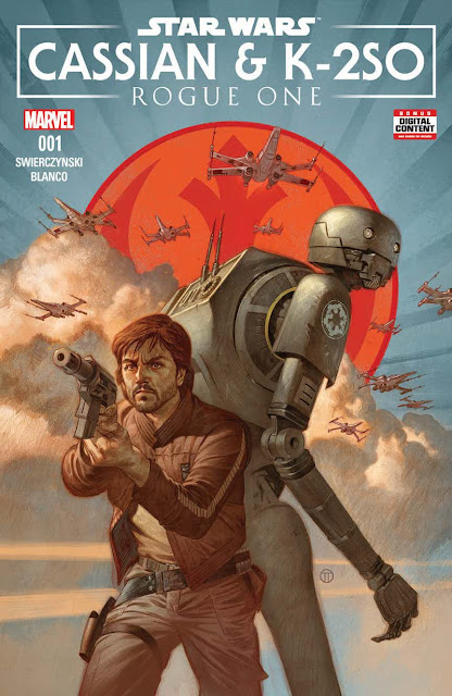 Star Wars: Rogue One – Cassian and K-2SO Special #1