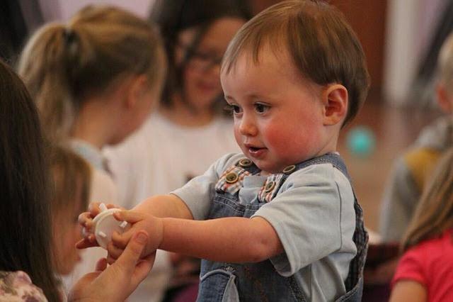 Воспитание ребёнка с 1 до 3 лет должно быть построено на исключительно добром отношении к нему
