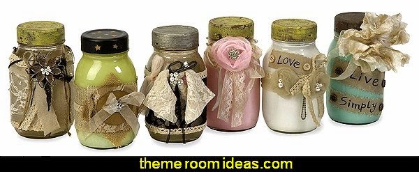 Mason's Vintage Jars