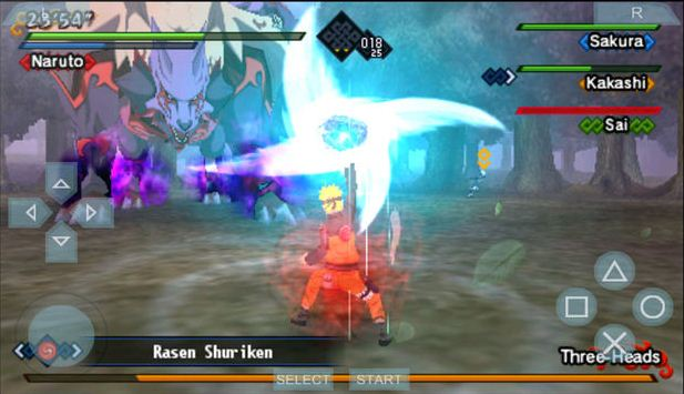 Naruto Shippuden Ultimate Ninja Impact Rom Download For Sony Playstation Portable Isos Psp We Just Added Another Big Batch Of Psp Roms Bringing The