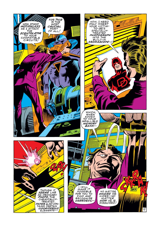 Daredevil (1964) 49 Page 12