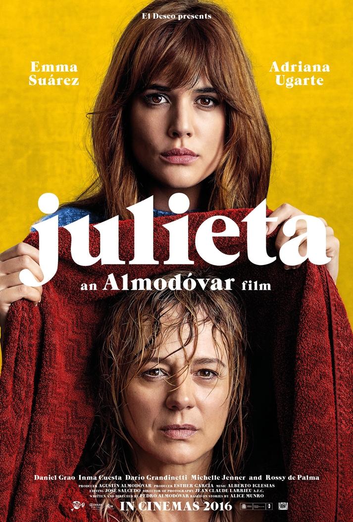 Póster: Julieta