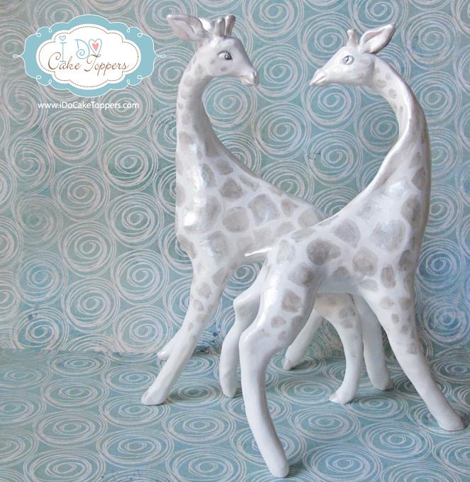 Clic Giraffe Cake Topper