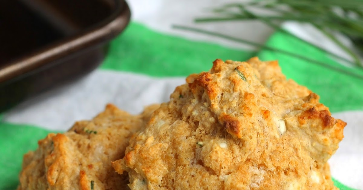 The Cooking Actress: Goat Cheese and Chive Biscuits-Guest ...