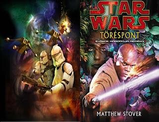 Matthew Stover Töréspont könyv jellemzés, elemzés