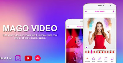 MagoVideo Apk for Android (ad-free) – Magic Videos Effects Best Video Editor