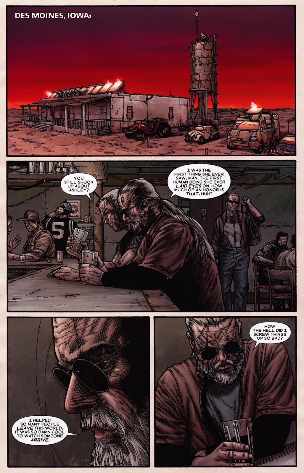 Read online Wolverine (2003) comic -  Issue #69 - 17