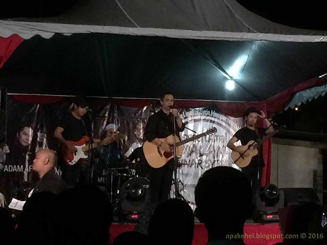 Konsert Amal Malam Sinar Syiria - Bunkface