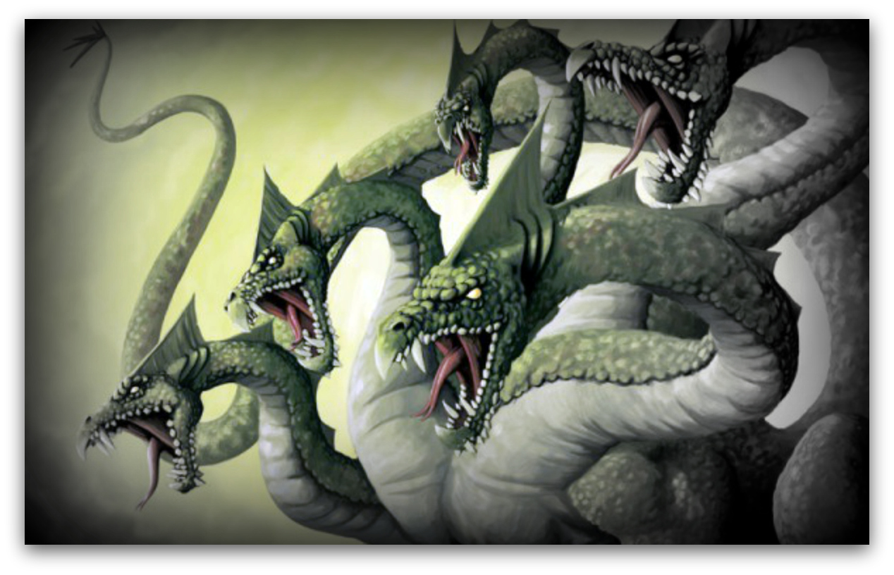 Top Five Ancient Greek Monsters ~ LoupDargent.info - photo#16
