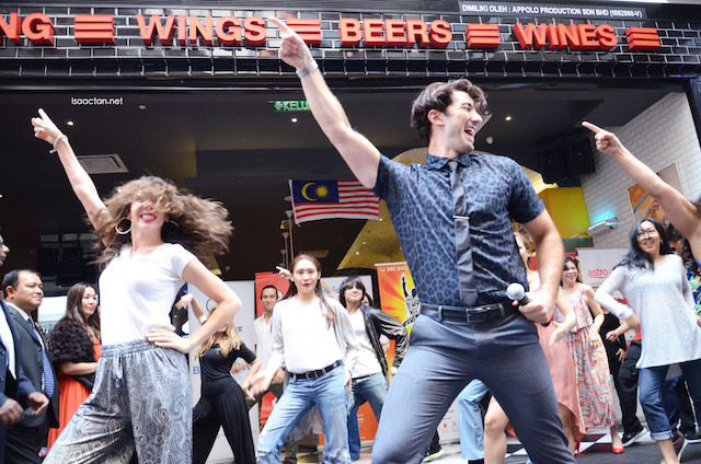 Saturday Night Fever The Musical 2015 Coming To Town This September