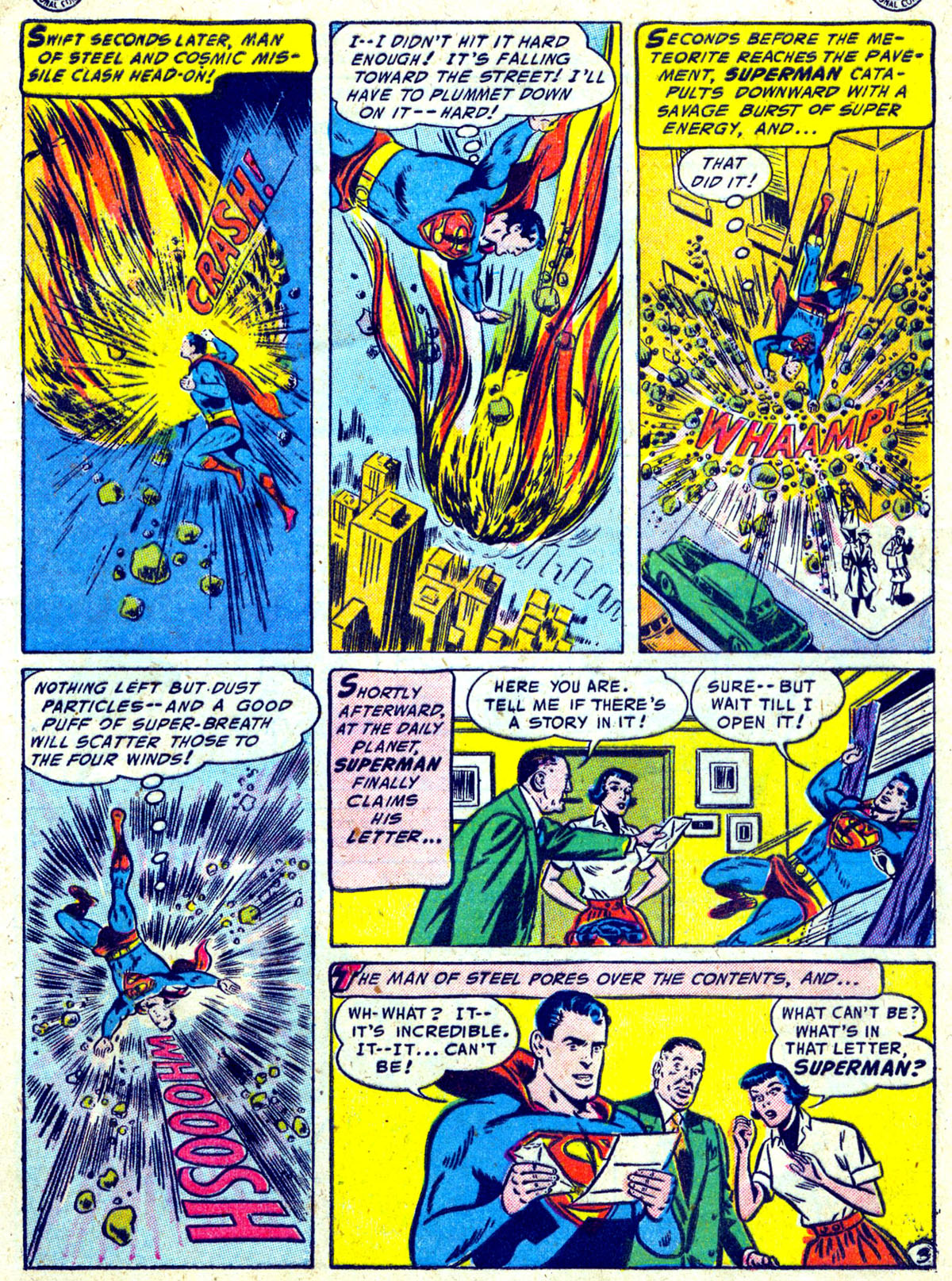 Read online Action Comics (1938) comic -  Issue #204 - 4