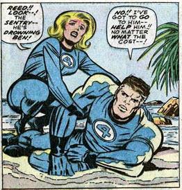 Fantastic Four 64 Jack Kirby