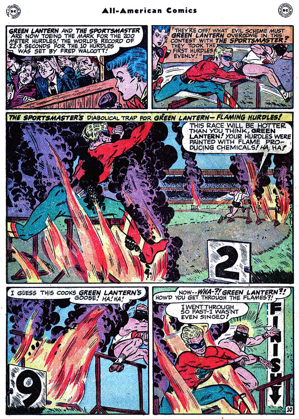 Read online All-American Comics (1939) comic -  Issue #98 - 12