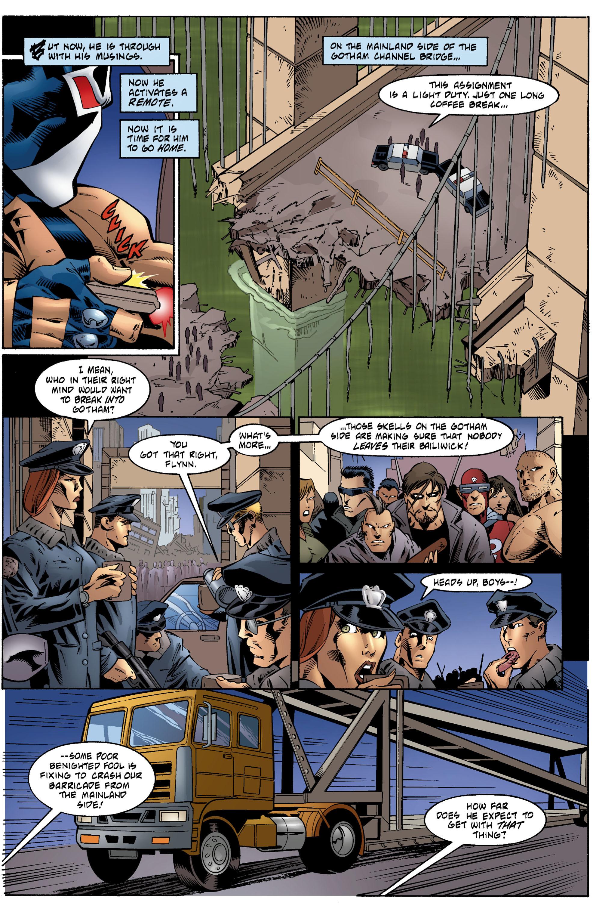 Detective Comics (1937) 736 Page 3