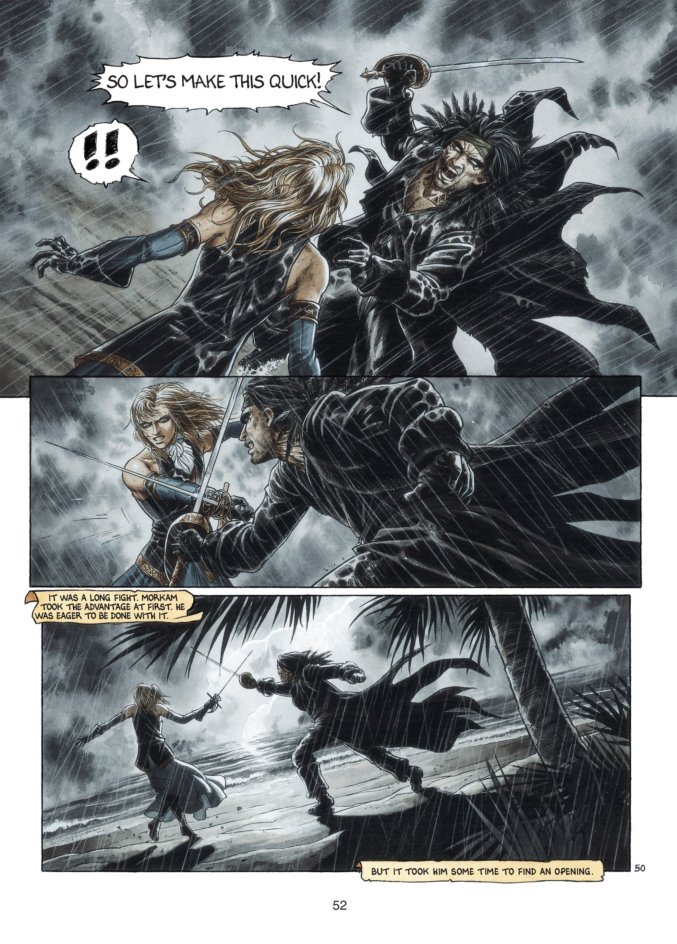 Read online Barracuda comic -  Issue #3 - 53