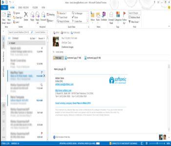 Microsoft Office 2013 Screenshot 1