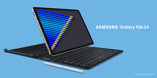 Samsung Galaxy Tab S4 officially announced