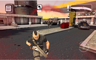 Slaughter MOD APK Terbaru Unlimited Ammo + Health