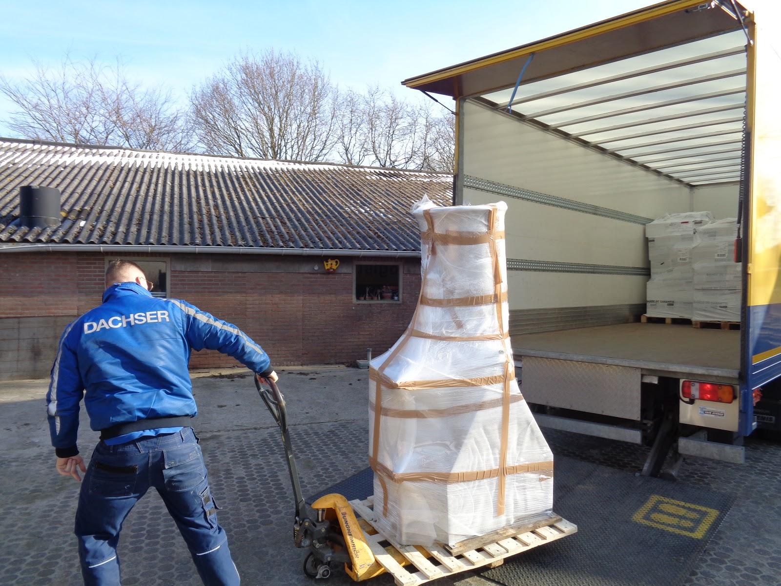 Een nieuwe destilleerketel van 300 liter