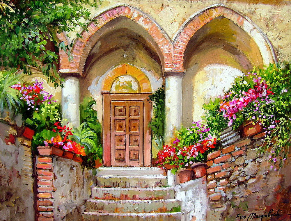 Im genes arte pinturas galer a cuadros de paisajes - Cuadros con fotografias ...