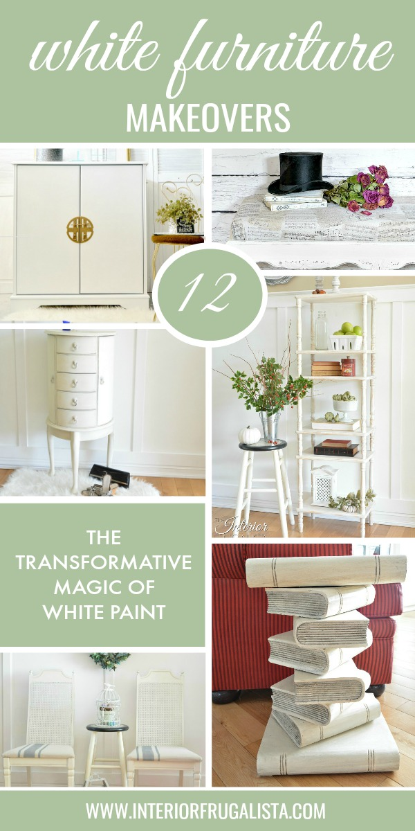 12 Transformative White Furniture Makeovers
