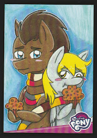 MLP Muffins for Two Series 4 Trading Card