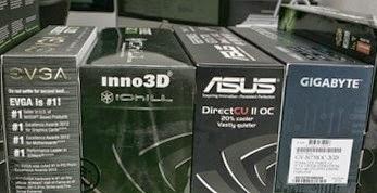 Производители видеокарт (Asus, Gigabyte, Inno3D и т.д.)