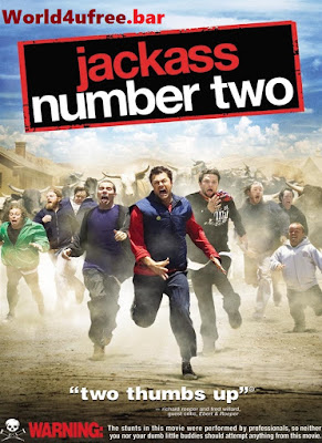 Jackass Number Two Unrated 2006 Dual Audio 720p WEB-DL 850Mb x264