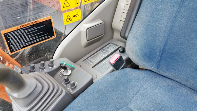 Kabine Hitachi ZX 225