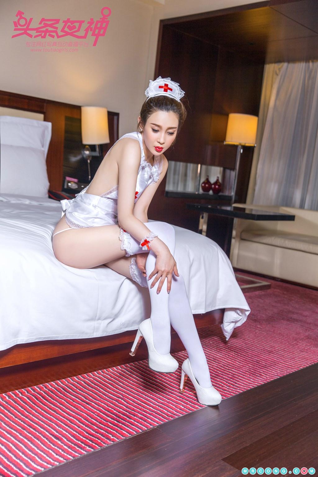 Image TouTiao-2017-10-03-Shen-Mei-Yan-MrCong.com-002 in post TouTiao 2017-10-03: Người mẫu Shen Mei Yan (申美嫣) (25 ảnh)