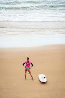 31 Zoe Grospiron Longboard Pro Biarritz foto WSL Damien Poullenot