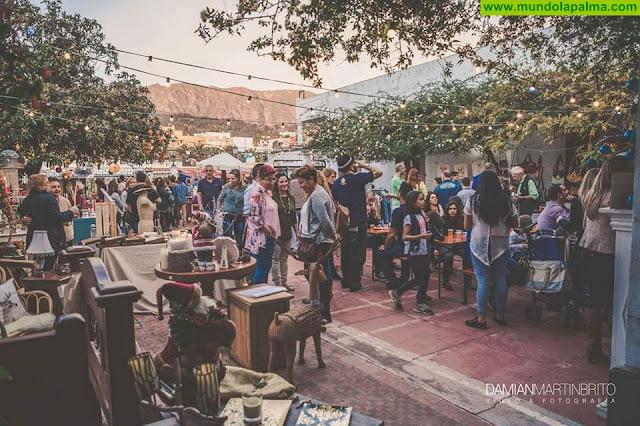 El V Mercado de Navidaden el Teatro Monterreyse consolida como referente cultural y de ocio a nivel insular
