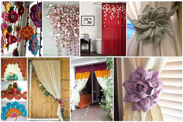 The Best Forms Of Rose Curtains
